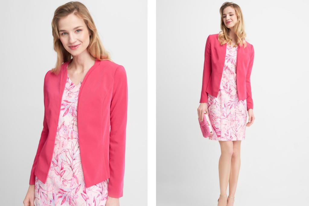 Rozowa Sukienka Jakie Dodatki Najbardziej Do Niej Pasuja Blog Quiosque