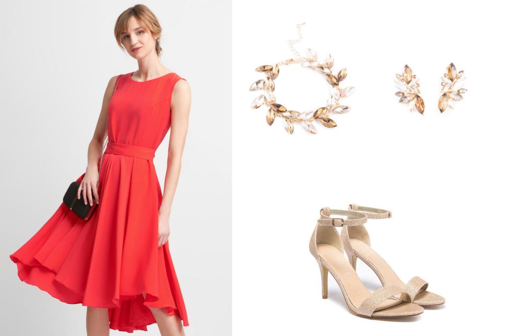 Paznokcie Do Czerwonej Sukienki Te Polaczenia To Strzal W Dziesiatke Blog Quiosque