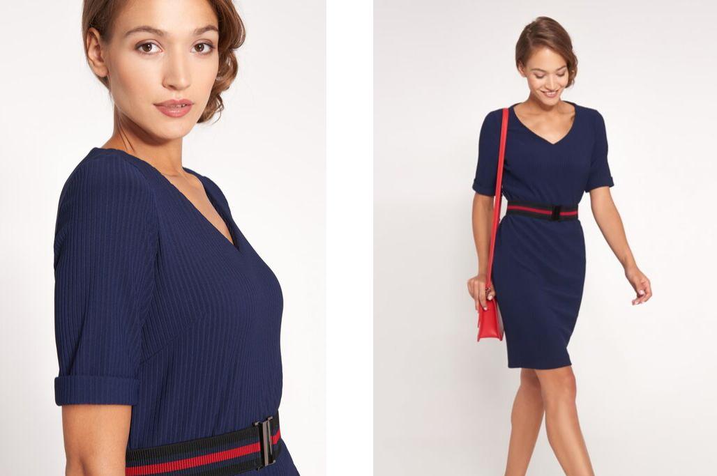 Paznokcie Do Granatowej Sukienki Kolory Ktore Najlepiej Pasuja Blog Quiosque