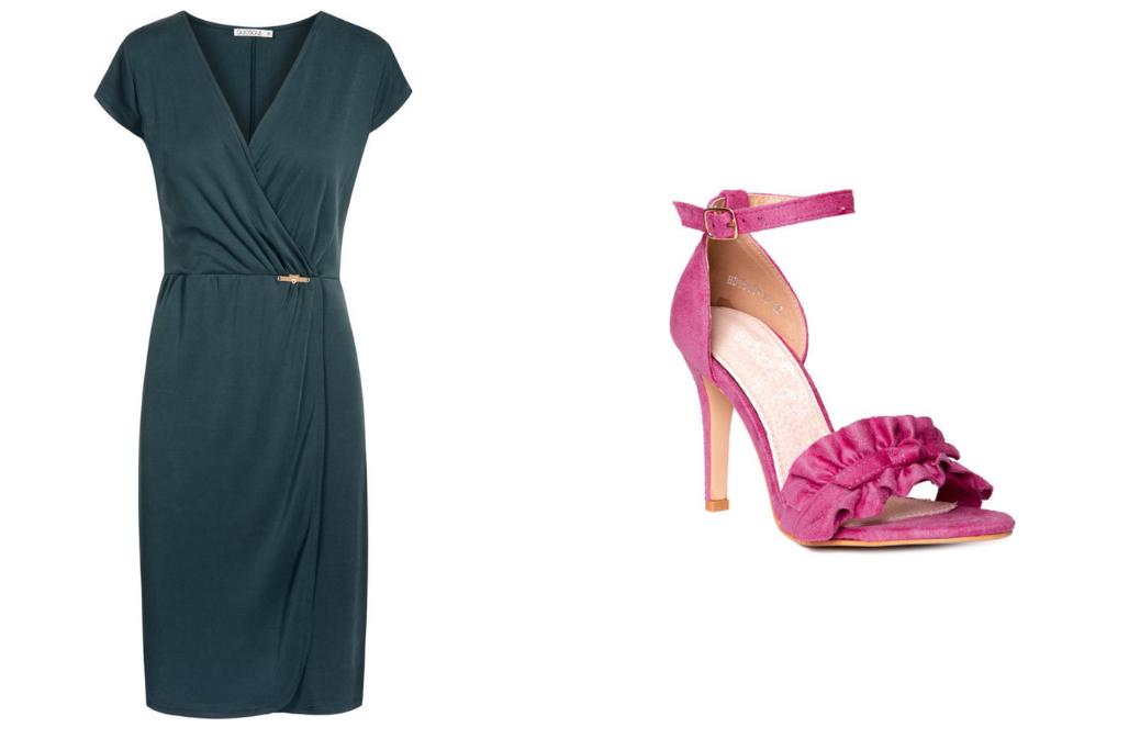Sukienka Butelkowa Zielen Jakie Dodatki Beda Najbardziej Pasowaly Blog Quiosque