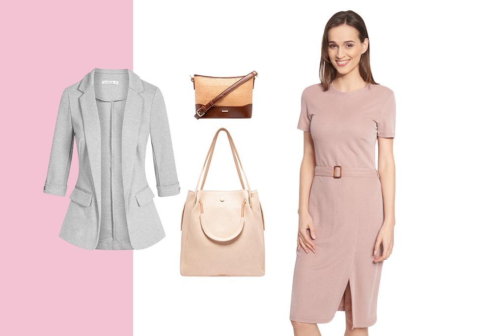 Zastanawiasz Sie Jakie Dodatki Do Bezowej Sukienki Beda Najlepsze Zobacz Nasze Propozycje Blog Quiosque