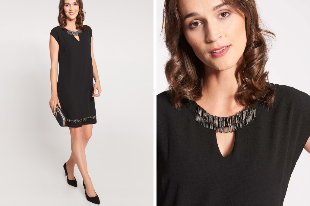 Dodatki Do Czarnej Sukienki Ktore Idealnie Dopelnia Twoja Stylizacje Blog Quiosque