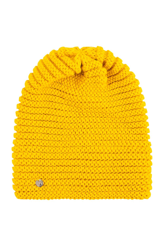 ¯ó³ta akrylowa czapka